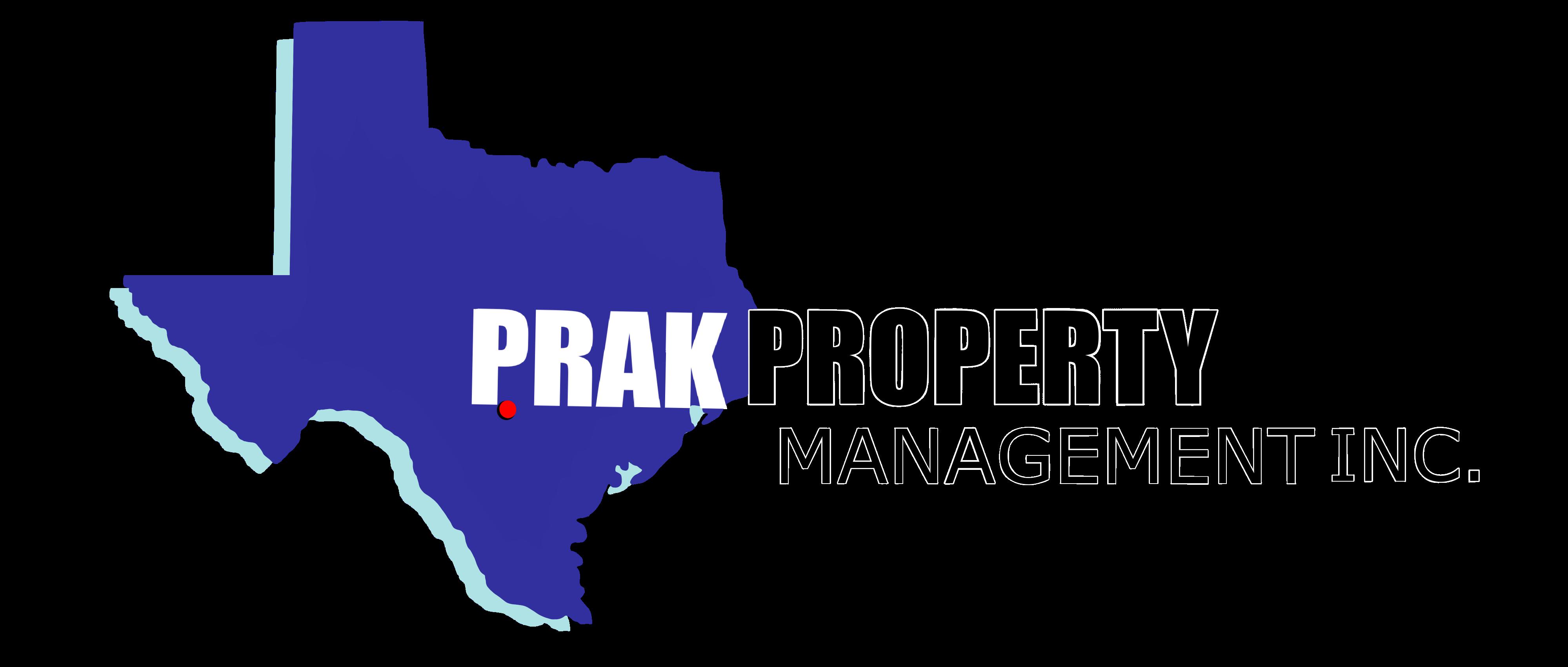 prak property management logo
