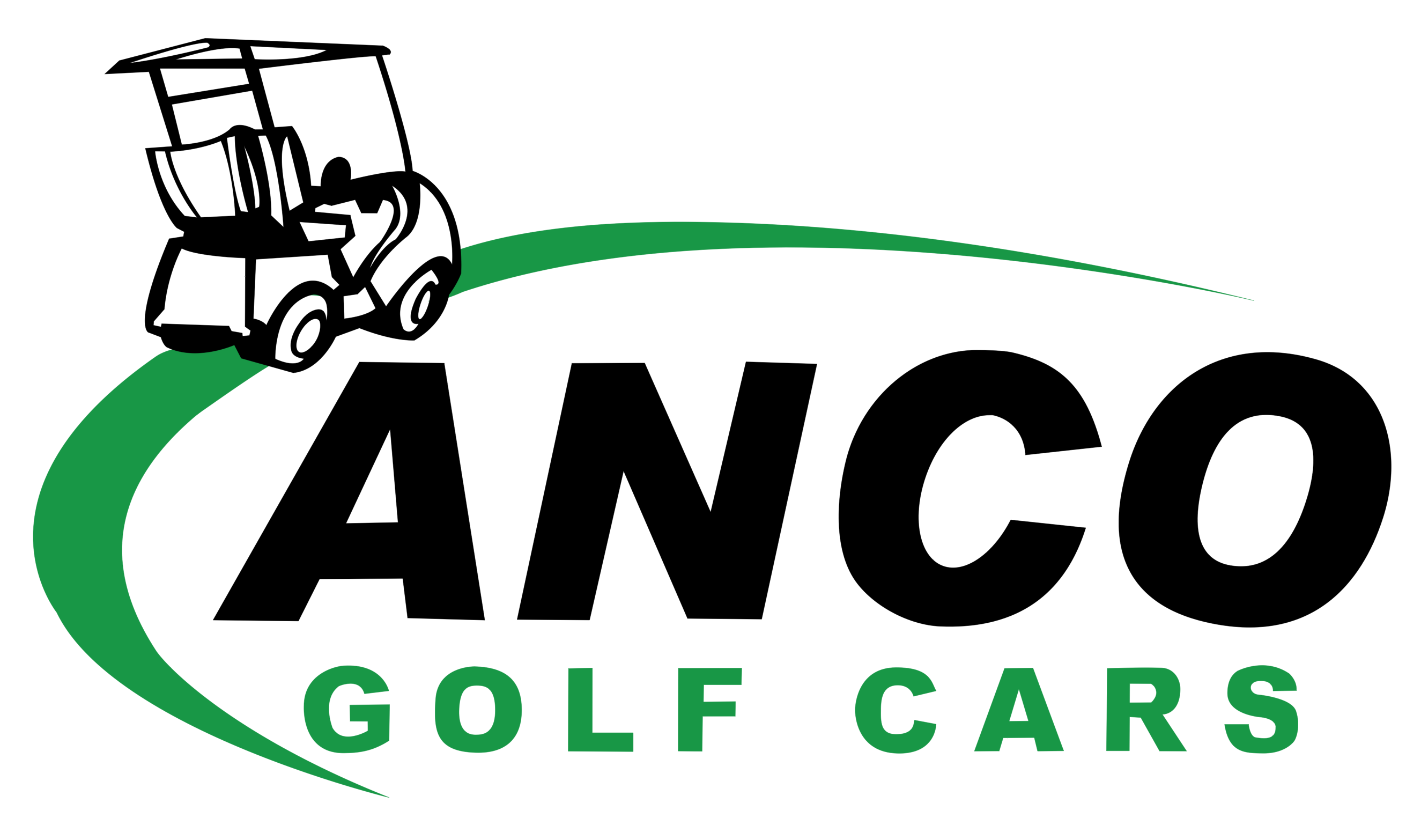 Anco Golf Cars logo
